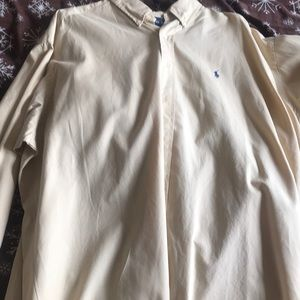 Polo Ralph Lauren Tall men's shirt